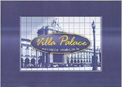 logótipo da Villa Palace